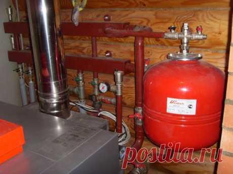 Расширительные бачки систем отопления | что, да как | мастеровой | Яндекс Дзен