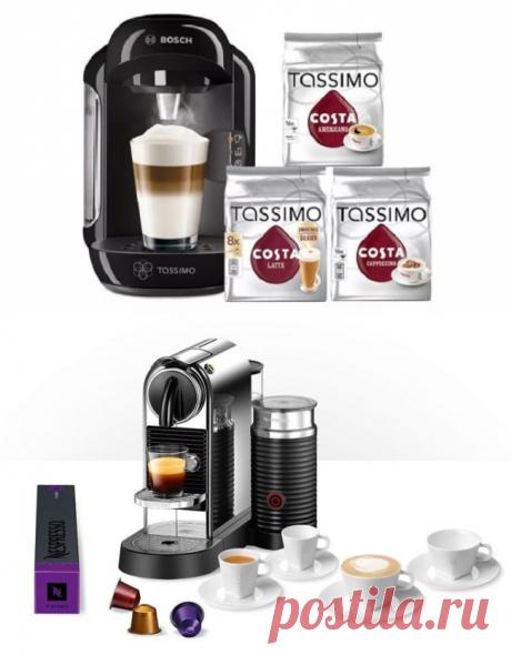 Капсульная кофемашина для вашего дома - как выбрать правильно
