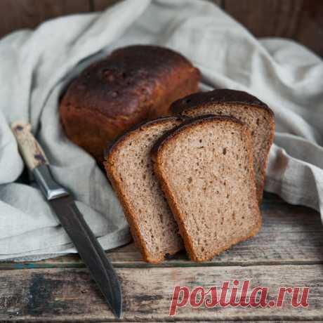 Невероятно вкусный дарницкий хлеб