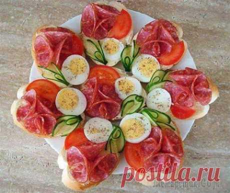 A little bit ideas for festive registration of snack