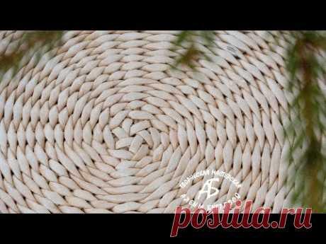 Плетем Цветок Сакуры и его имитацию.