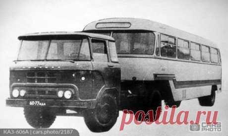 КАЗ - 606. Страшнее волка или рыси – автомобиль из Кутаиси | Oldtimer weekly | Яндекс Дзен