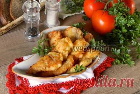 Филе пангасиуса в сырном кляре. Очень вкусным получается пангасиус, или как его ещё называют «морской язык», в кляре. Блюдо для повседневного меню. Рецепт приготовления несложный, а результат очень и очень впечатляющий.  Эта рыба очень жирная, поэтому кляр вбирает в себя частично этот жир, и получается очень вкусно, сочно и мягко. Рыбное филе в кляре можно подавать как в горячем, так и в холодном виде.