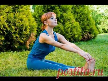 Йога для похудения | Йога для начинающих с Катериной Буйда