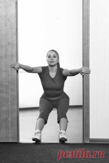Если вступило в спину: упражнение от доктора Бубновского