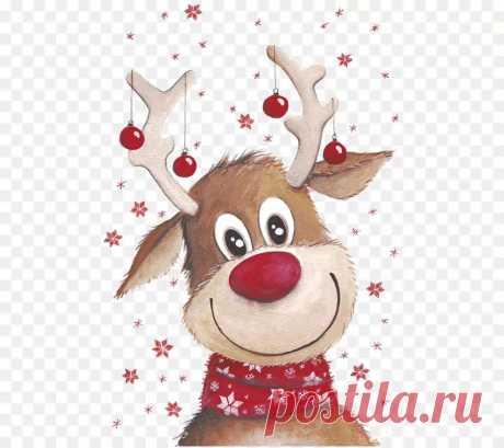 картинки новогодние олени для декупажа: 6 тыс изображений найдено в Яндекс.Картинках