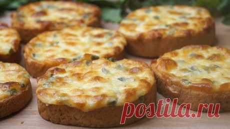 Хрустящие гренки «Пятиминутки» — потрясающий завтрак за 15 минут
