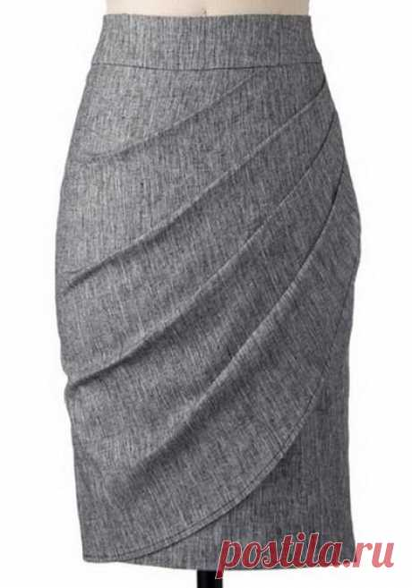 Сшить юбку скрывающим животом фото 167