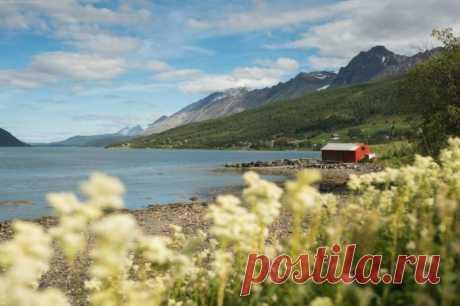 Удивительное фотопутешествие по Норвегии