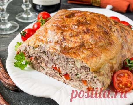 Галантин из курицы - проверенный пошаговый рецепт с фото на Вкусном Блоге