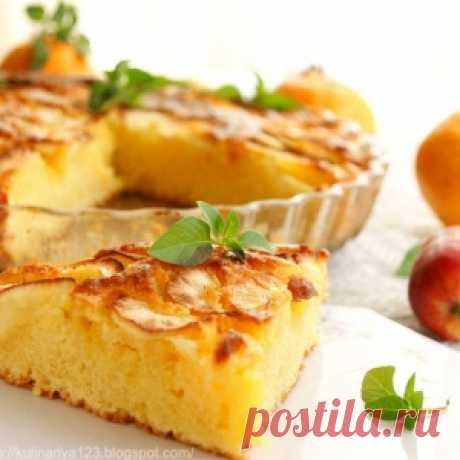 Бабушкин пай (очень пушистый, мягкий, тающий во рту пирог!!!))) - МирТесен
