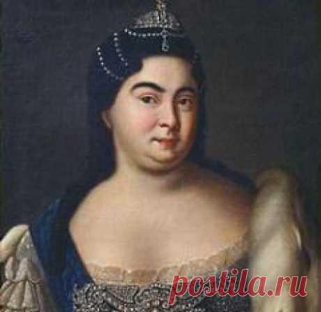 Сегодня 17 мая в 1727 году умер(ла) Екатерина I