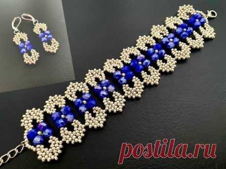Bow Bracelet || DIY Beaded Bracelet || How to make Beaded Bracelet