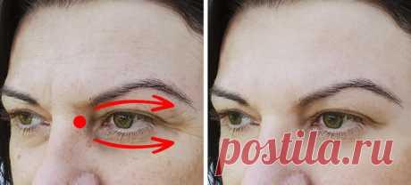6 действий для идеальной кожи под глазами, которые занимают 1 минуту