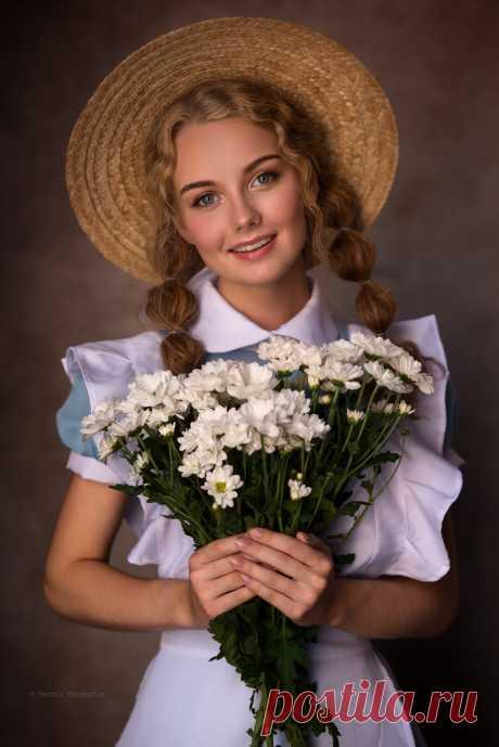 Красивые девушки фотографа Дениса Дрожжина.