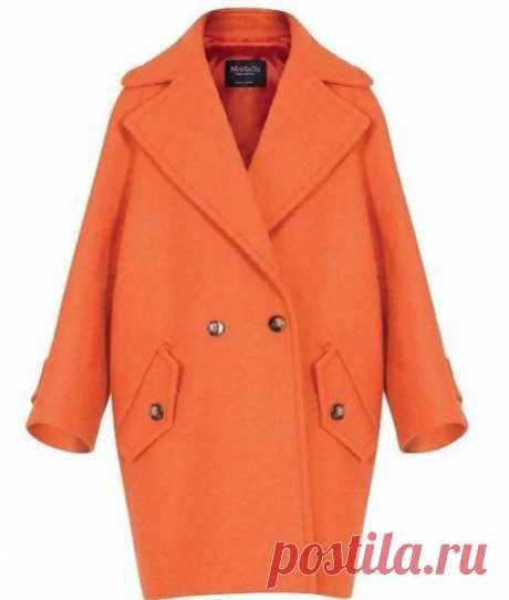 Круглое пальто выкройка