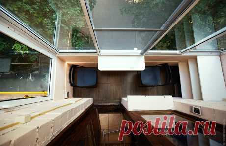 Улучшение балкона — Интерьер и Декор