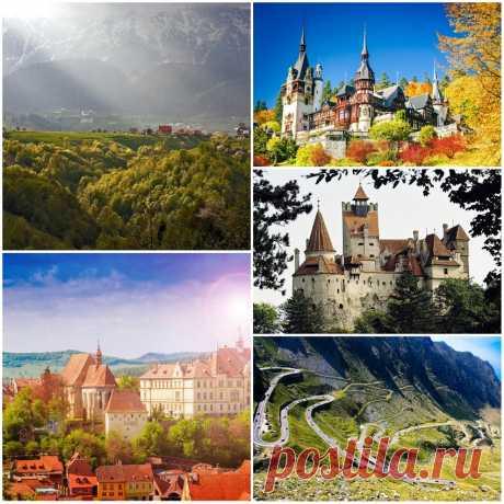 5 вещей, которые надо сделать в Трансильвании - InVkus