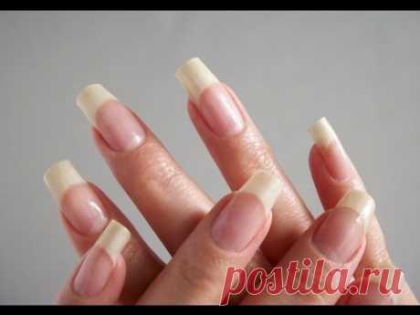 Как отрастить ногти за неделю!?