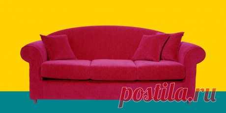 Как почистить диван в домашних условиях - Лайфхакер