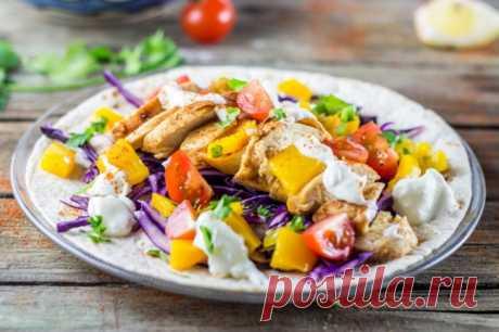ТОП–4 вкусных рецептов с курицей из разных стран мира