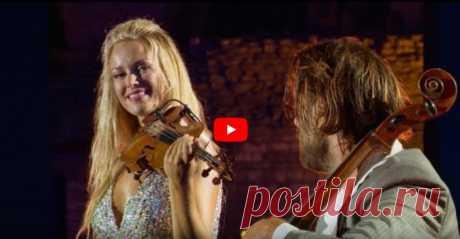 Чардаш Монти на виолончели и скрипке Это больше, чем исполнение, это - подлинная страсть!