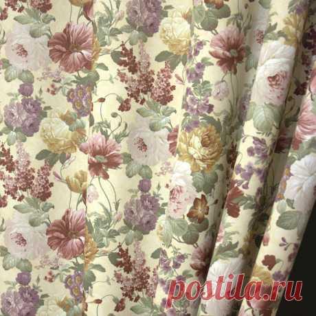 Портьерная ткань - виды тканей для пошива портьер