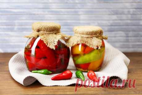 7 recetas originales de la conservación del pimiento para el invierno. ¡Asombren los parientes!   la cocina de campo (Огород.ru)