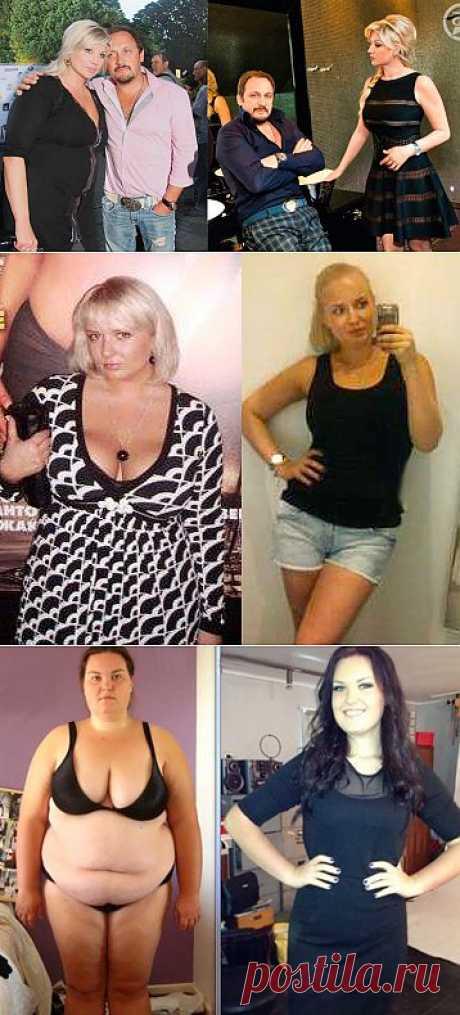 Я похудела на 24 кг. Личный опыт.