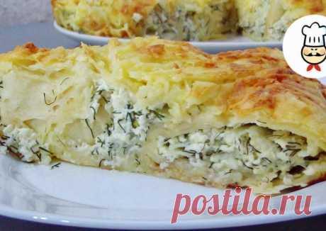 Творожный пирог из лаваша Автор рецепта starateli - Cookpad