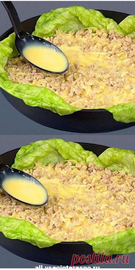 Вместо риса добавляю сырой картофель и получается чудо! - all
