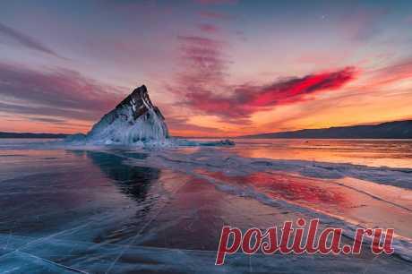 Фотография Елена Ижилхеевна на закате из раздела пейзаж №6891434 - фото.сайт - Photosight.ru