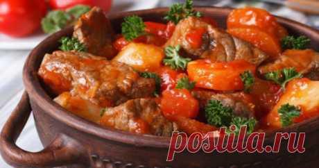Венгерский гуляш-левеш: после него ты будешь влюблен в венгерскую кухню!