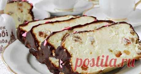 Львовский сырник — секретный рецепт моей бабули из Львова! Наслаждалась им на завтрак каждое лето Читать далее...