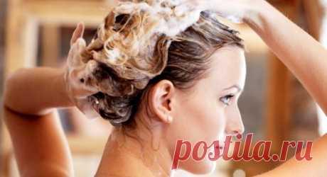 Добавьте эти два ингредиента в ваш шампунь и забудьте о потери волос навсегда