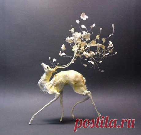Фантастические фигурки животных: идеи для творческого вдохновения