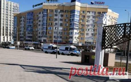 В Атырау задержали активистов на площади перед акиматом. «Армянские» водители тоже ушли — новости на сайте Ак Жайык