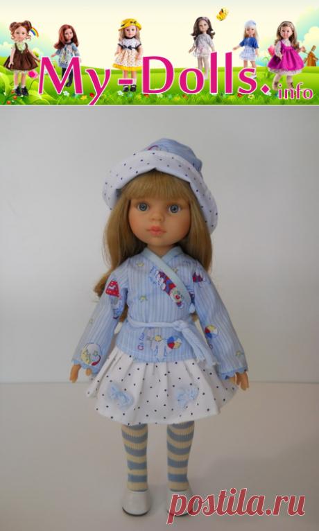 Кукла Карла Paola Reina 2013-го года. Обзор и сравнение с куклами последующих годов выпуска.