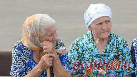 Динамика не в пользу работающих: каждый третий в России - пенсионер