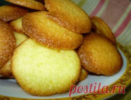 Печенье на майонезе «Моментальное» : Выпечка сладкая