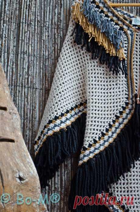 Feito à mão  Fio de mistura acrílico e lã de merino  2992