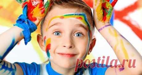 Определяем психологическое состояние ребенка по цветам