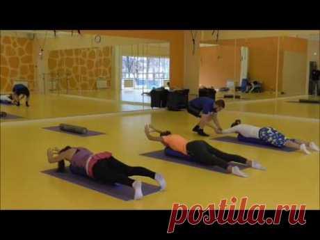 Постуральная гимнастика - YouTube
