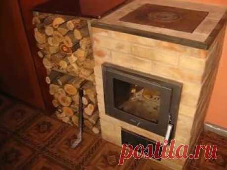 Оригинальная печь для дома The original stove for home