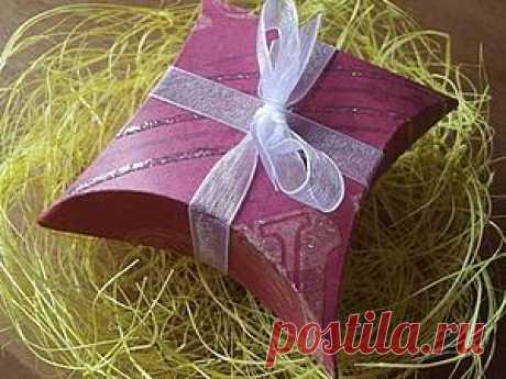 Коробочка для подарка / Популярная медицина