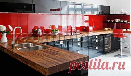 Какую мебель для кухни выбрать - Пошаговые рецепты с фото