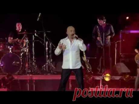 Жека (Евгений Григорьев) - Звон серебряный (концерт в Меридиане) official video
