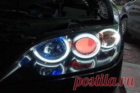 Услуги по ремонту авто оптики