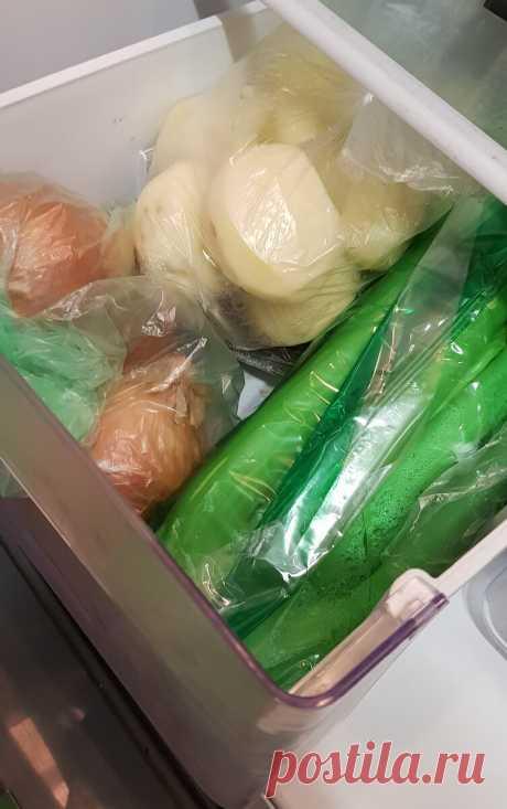 Хитрость, о которой многие не знают: как правильно хранить очищенный картофель (не в воде и не в морозилке)   MyFlowersDream.ru   Яндекс Дзен