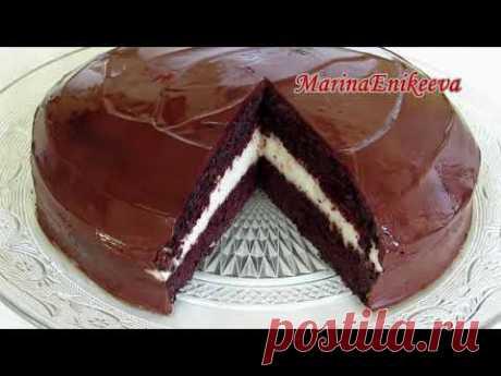 ШОКОЛАДНЫЙ ПОСТНЫЙ Торт ЭСКИМО! ТОРТ на ПРАЗДНИК в ПОСТ! ВЕГАНСКИЙ ТОРТ! CHOCOLATE LEAN CAKE